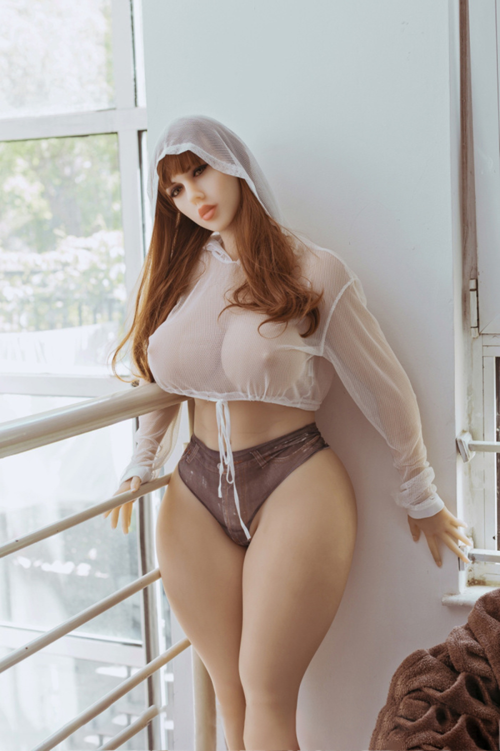 Fat And Thick Sex Doll