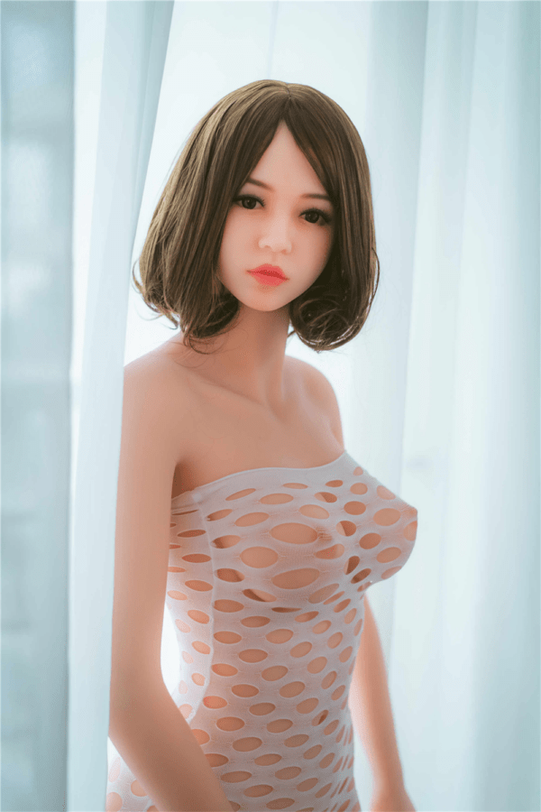 Sex Doll Standing By The Window
