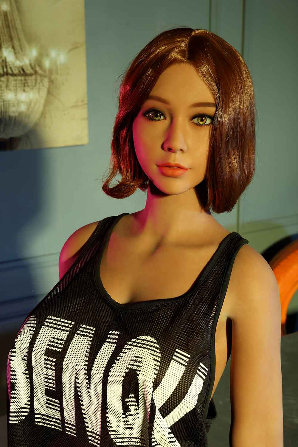 Full Size Athletic Young Girl Sex Doll