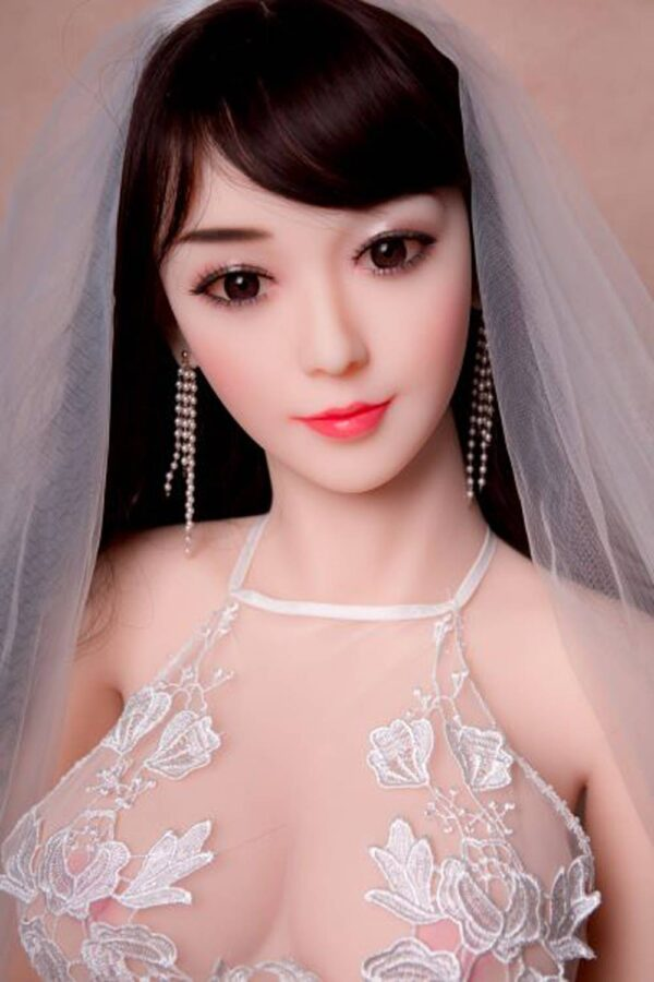 Young Bride Looking Japanese Sex Doll